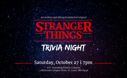 14th Annual Trivia Night: Stranger Things
