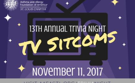 13th Annual Trivia Night: TV Sitcoms
